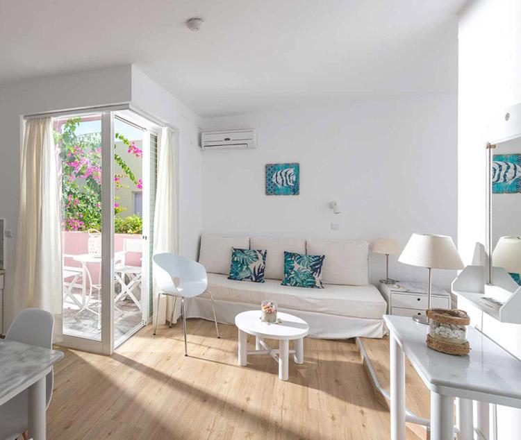 Accommodation at Talgo Hotel Stalida Crete